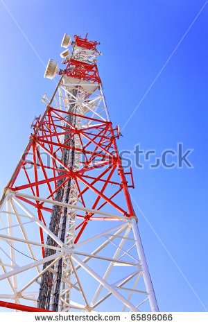 Broadcast Tower Stock Photos, Royalty.