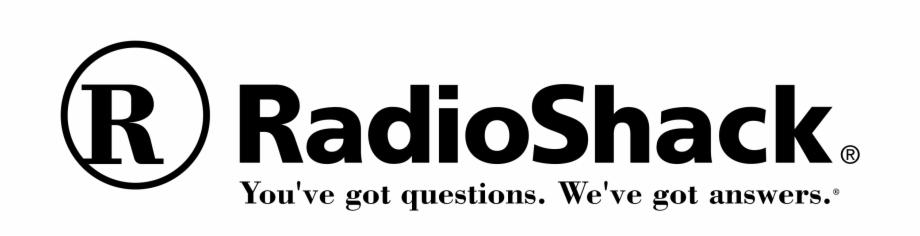 Radio Shack Logo Png Transparent.