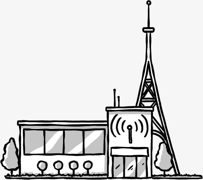 Radio Station Clipart (91+ images in Collection) Page 2.