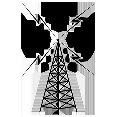 33+ Radio Tower Clip Art.