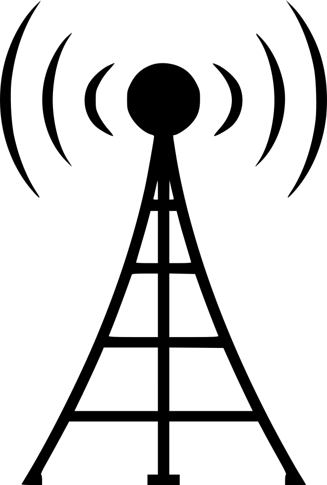 Cell Tower Icon #377132.