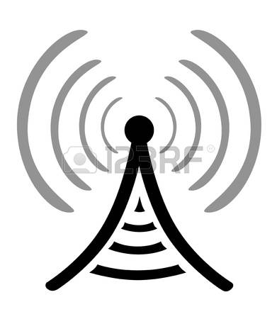 6,216 Radio Tower Stock Vector Illustration And Royalty Free Radio.