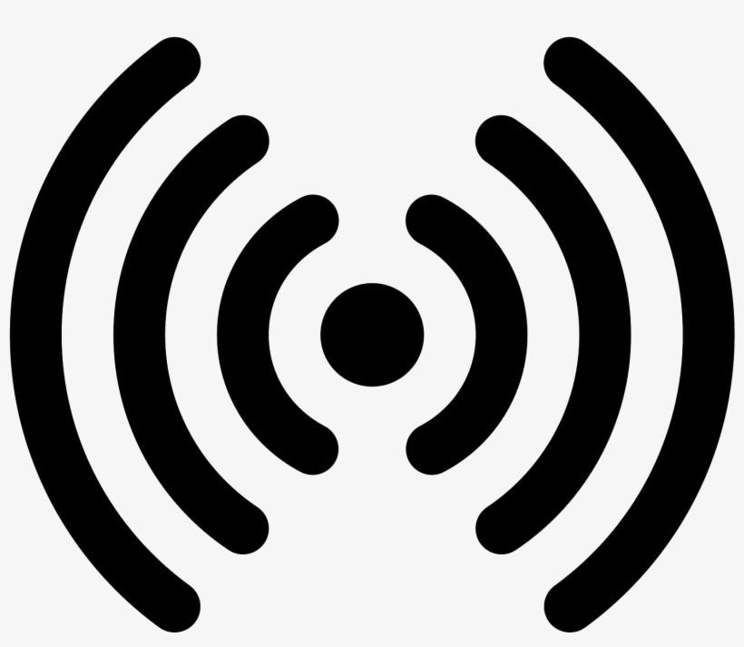 Radio Waves Png.