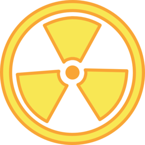 Radioactive Warning Clip Art at Clker.com.