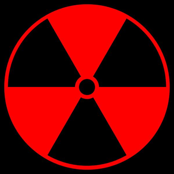 Radioactive Symbol Clipart.