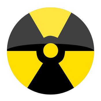 Radioactive.