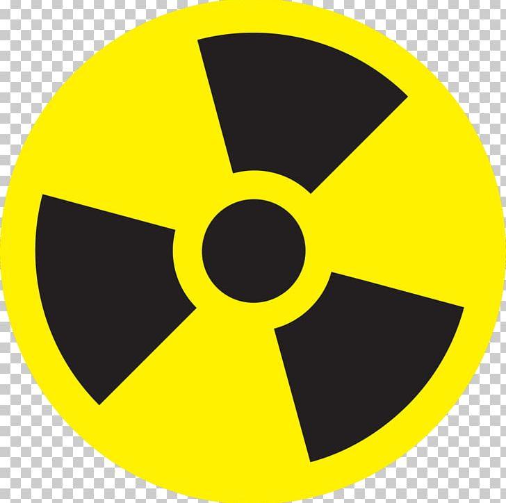 Hazard Symbol Radioactive Decay Sign Radiation Hazardous.
