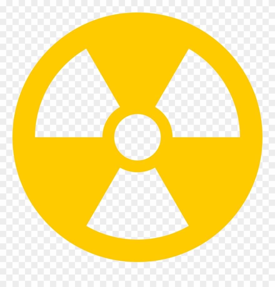 Radioactive Clipart Caution.