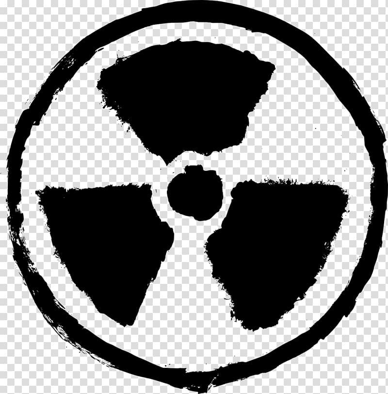 Radioactive decay Symbol Radiation Biological hazard.