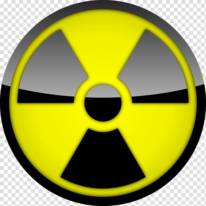 Radioactive decay Hazard symbol Radiation Biological hazard.