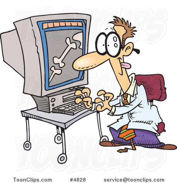Showing post & media for Radiologist cartoon.