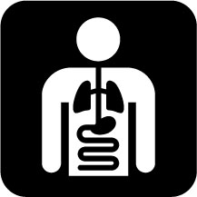 Symbol Of Radiology.