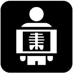 Radiology Clip Art.