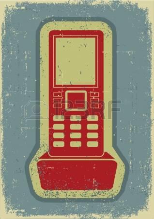 Radiophone Stock Vector Illustration And Royalty Free Radiophone.