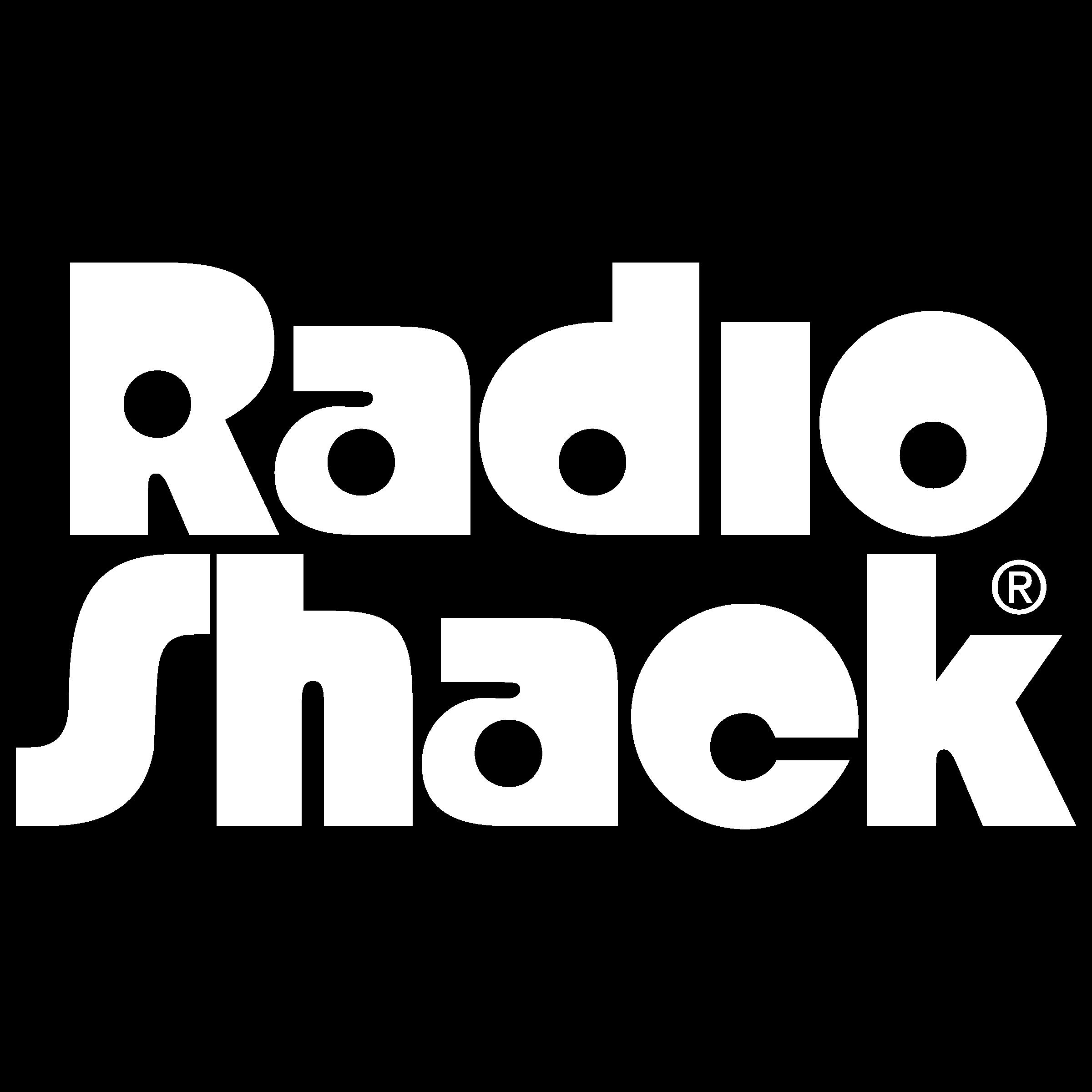 Radio Shack Logo PNG Transparent & SVG Vector.
