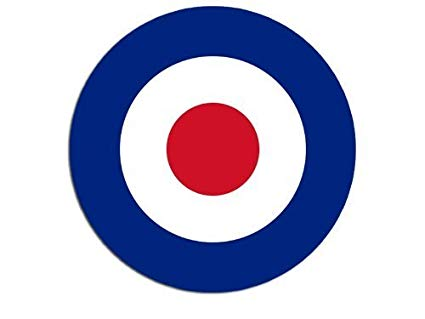 Amazon.com: MAGNET Round British RAF Royal Air Force Roundel.