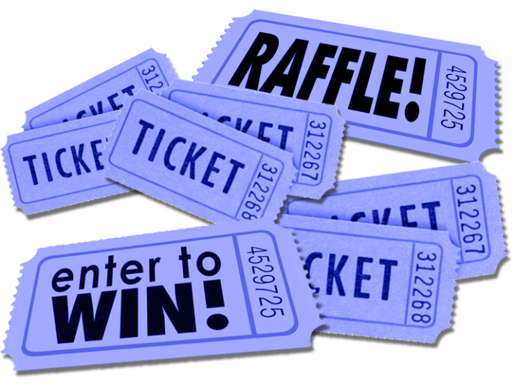 raffle prizes clipart Raffle Prize Event Tickets clipart.