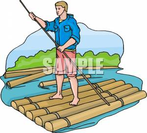 Raft clipart 1 » Clipart Station.