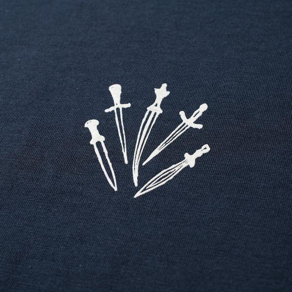 Rag & Bone Dagger Emblem Tee.