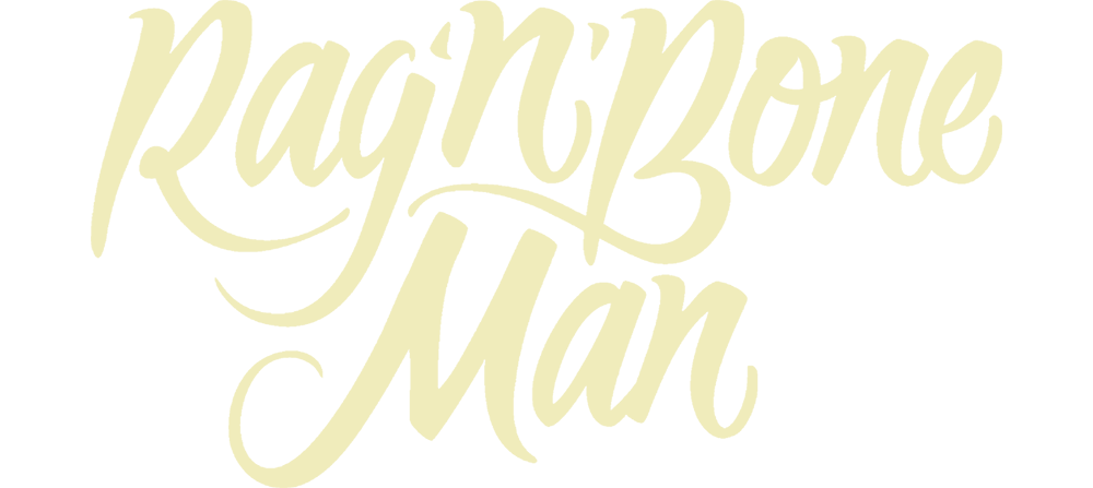 Rag \'N\' Bone Man.