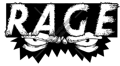 RAGE Clipart and Vectorart: Layouts.