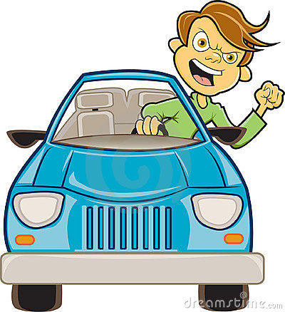 Road rage clipart free.