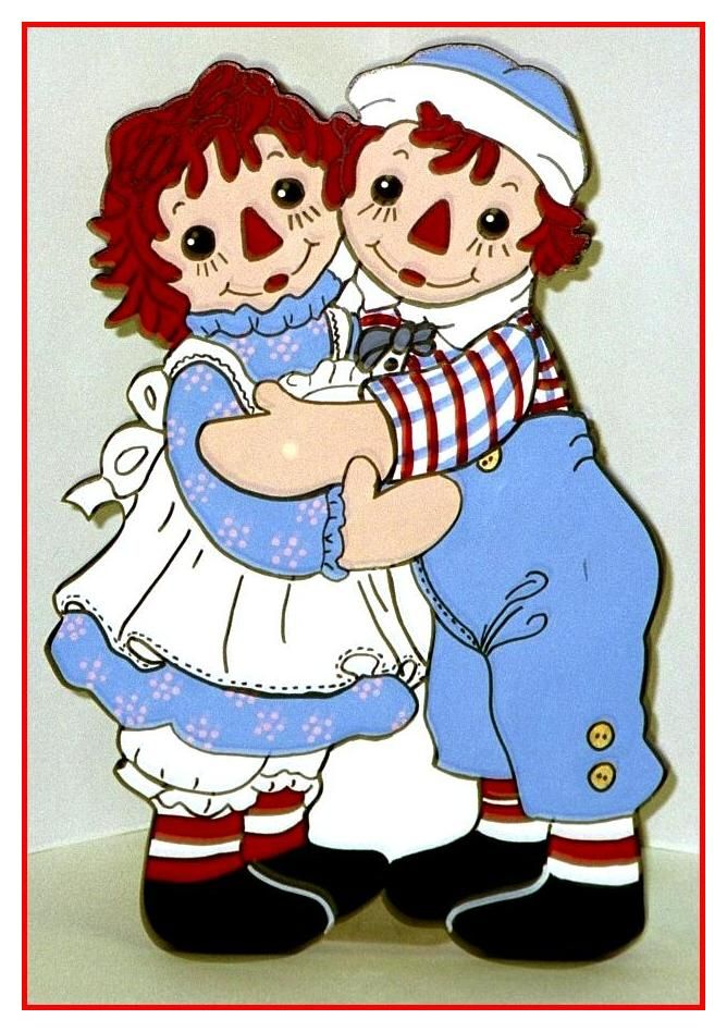 1000+ images about Raggedy Ann and Andy on Pinterest.