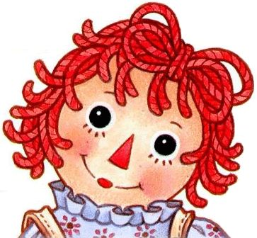 1000+ images about ♦Raggedy Ann And Andy♦ on Pinterest.