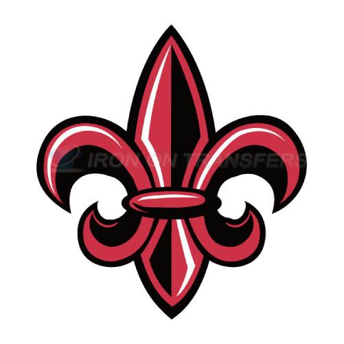 Louisiana Ragin Cajuns Logo T.