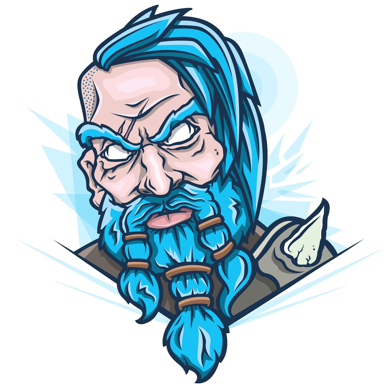 RAGNAROK illustration I did, who should I do next? TEAMVNLR.