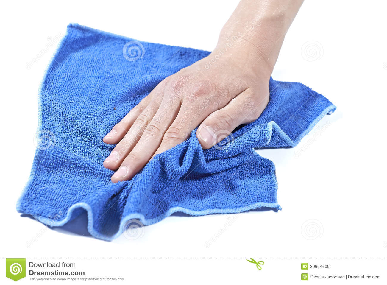 Cleaning Rag Clipart Cleaning Cloth Stock.