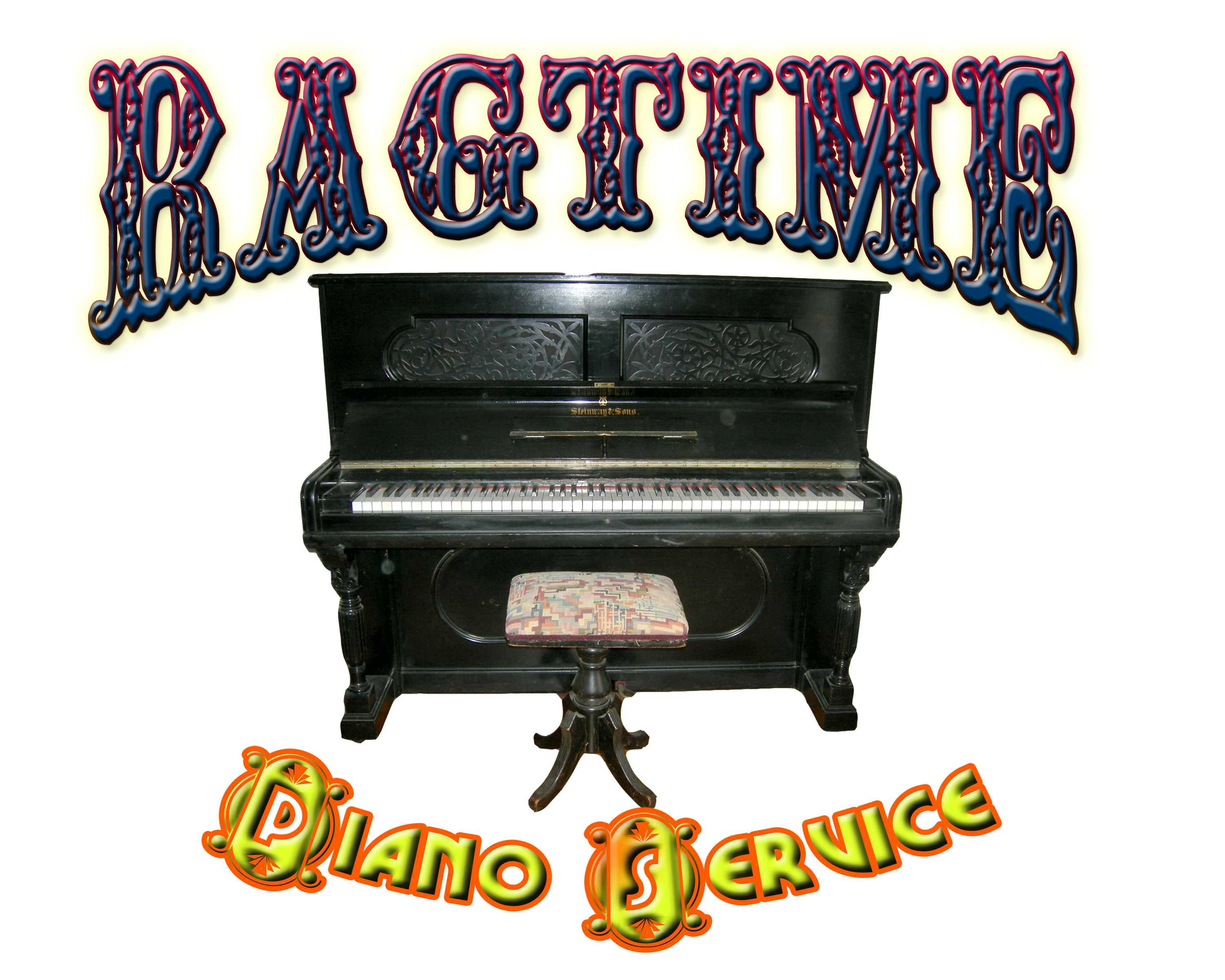 RAGTIME Piano Service.