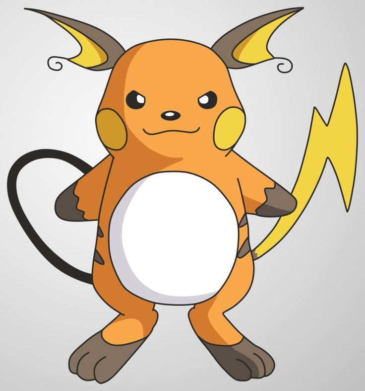15 best images about raichu on Pinterest.