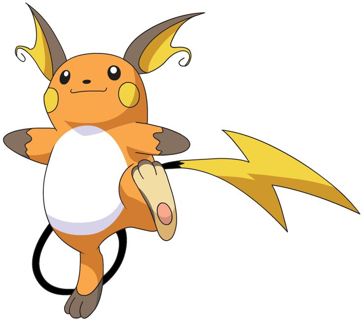 17 Best images about Raichu on Pinterest.
