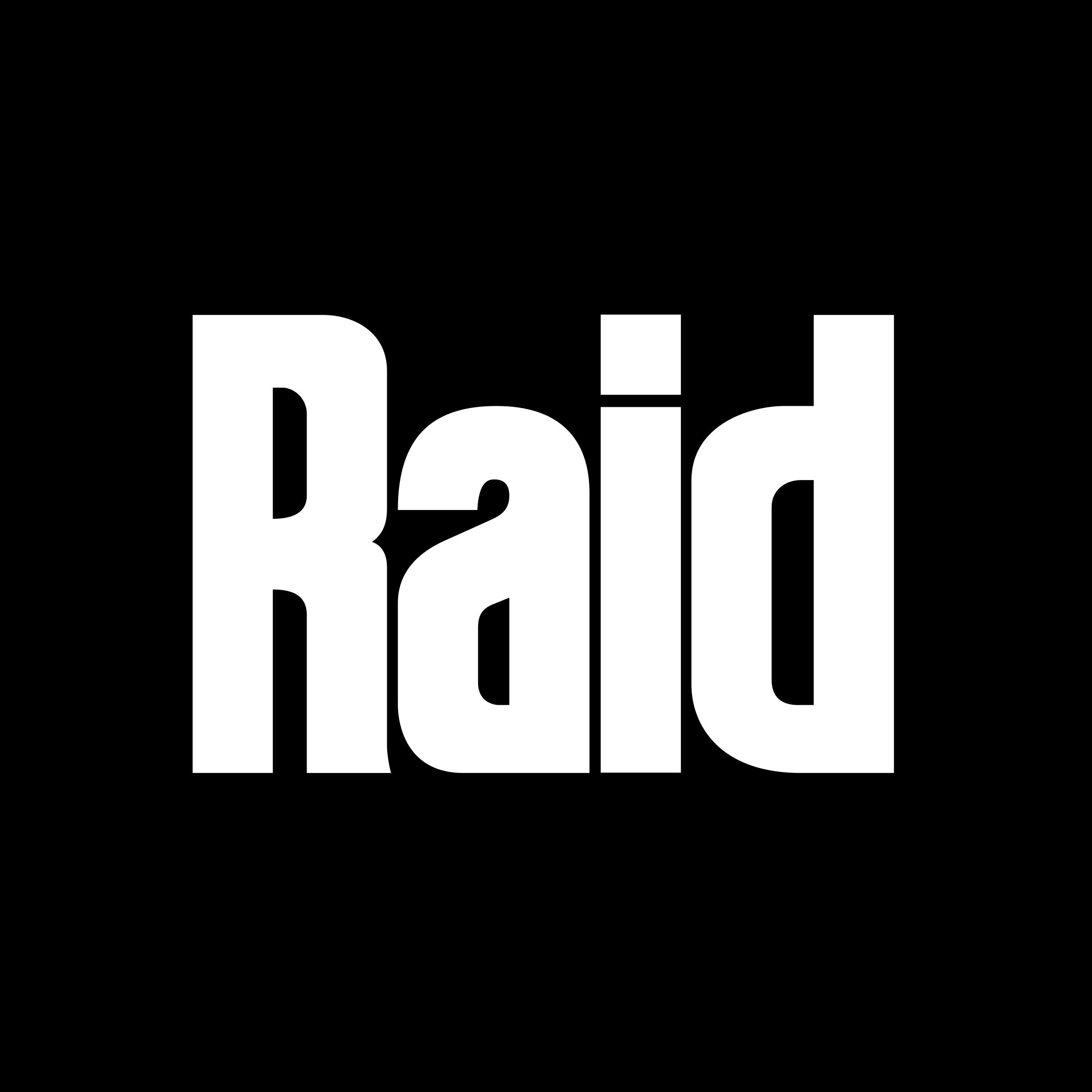Raid Logo PNG Transparent & SVG Vector.