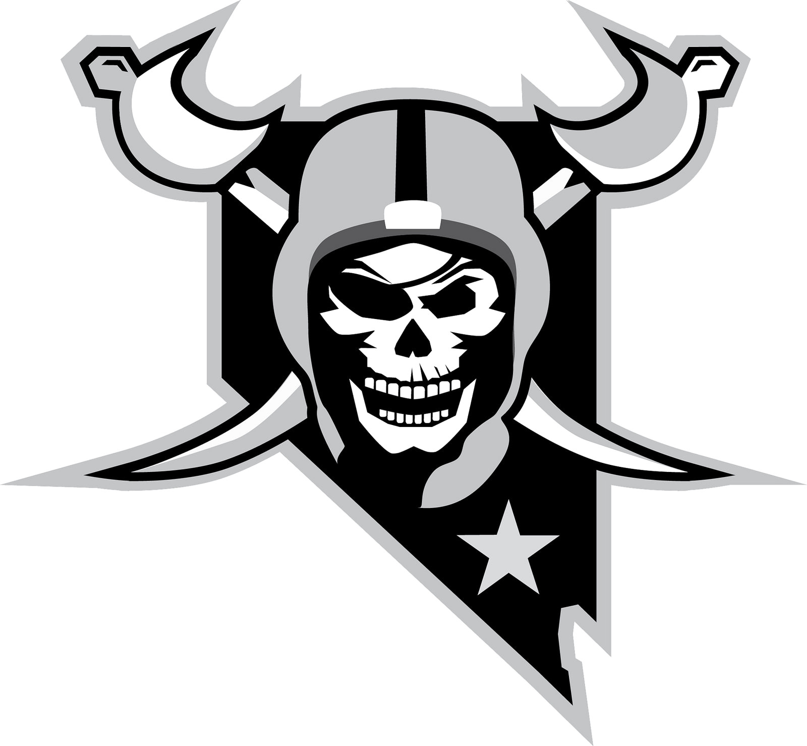 Oakland raiders clipart 7 » Clipart Station.