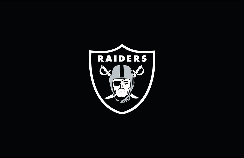Oakland Raiders Logo Desktop Background.