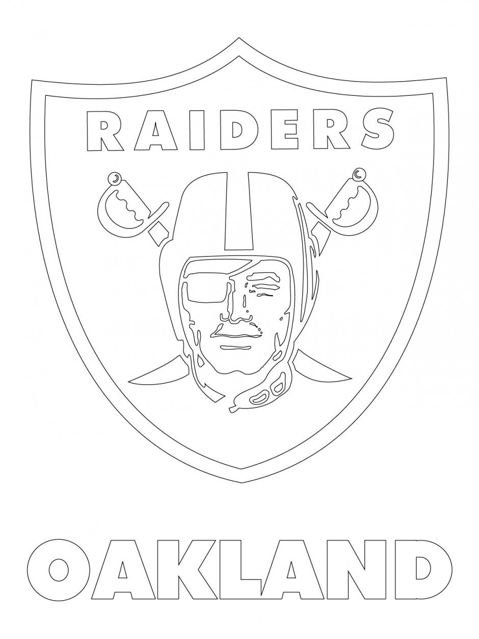 oakland raiders logo.