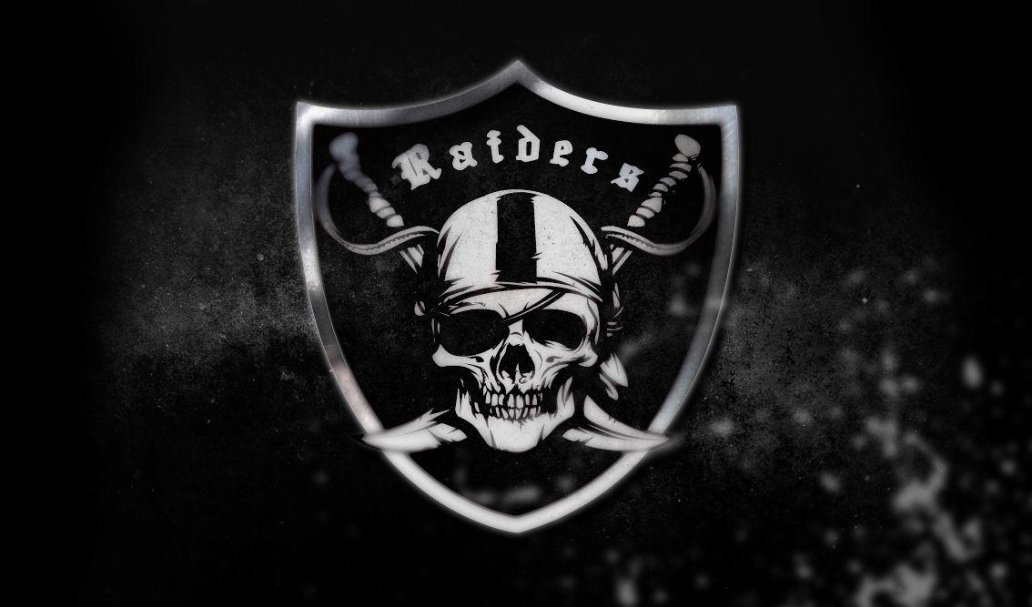 Oakland Raiders rebranding proposal on Behance.