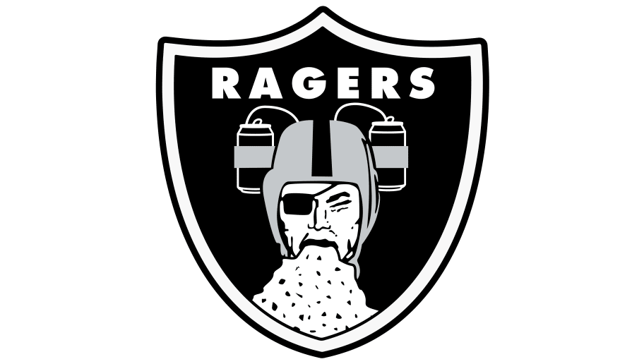 7 New Logos for the Las Vegas Raiders.