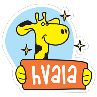 Viber sticker #121705 from collection Raiffeisen Rafa stikeri.