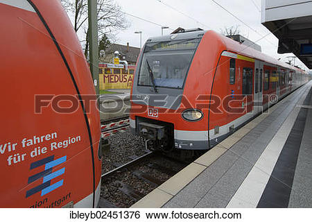 "Stock Images of ""Class 423 S."