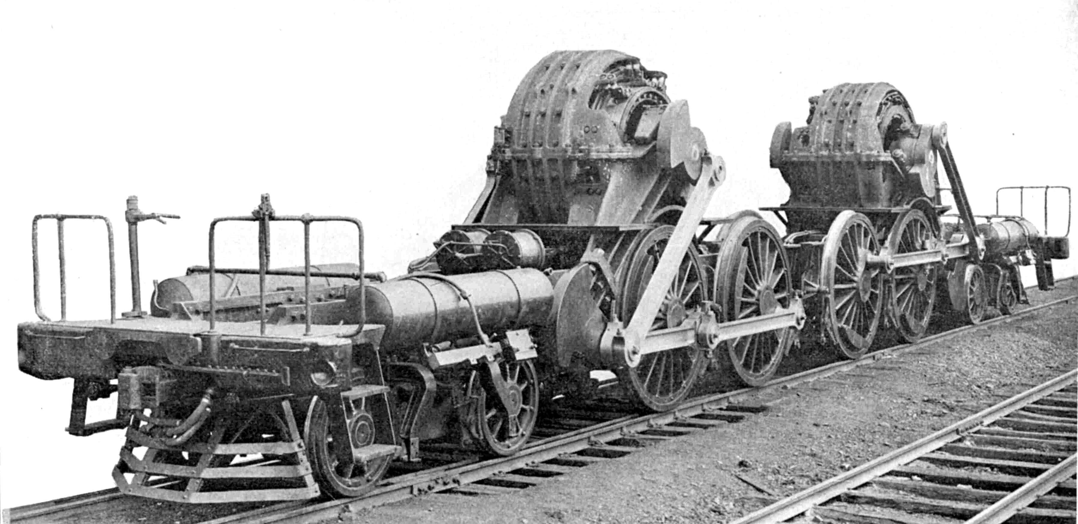 DC motor.