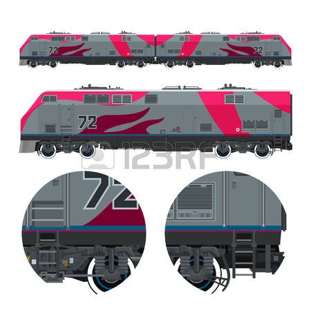 14,510 Rail Vehicle Stock Vector Illustration And Royalty Free.