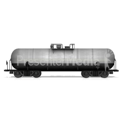 Tanker Rail Car.