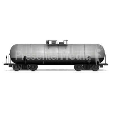 Tanker Rail Car.