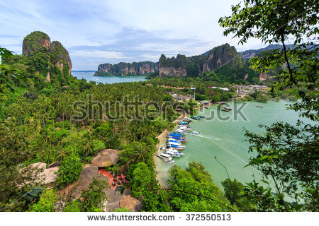 Railay Stock Photos, Royalty.