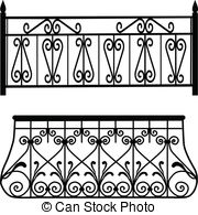 Railings Illustrations and Clipart. 3,773 Railings royalty free.