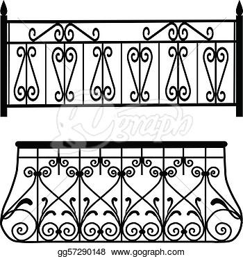 Balcony Clipart.