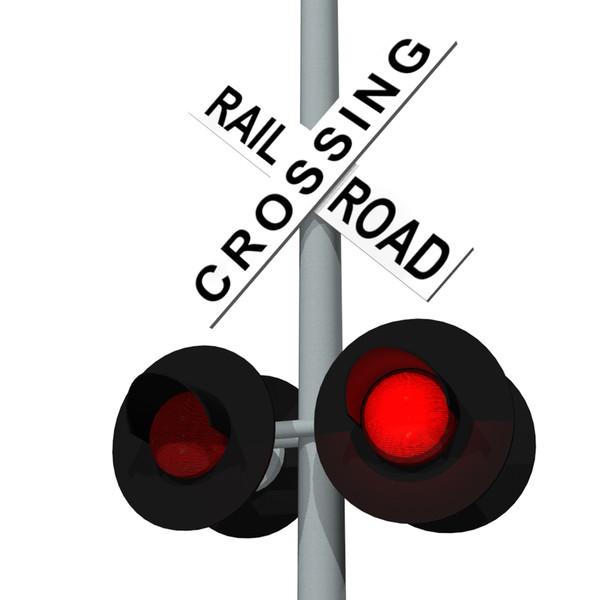 image Cross the railroad tracks